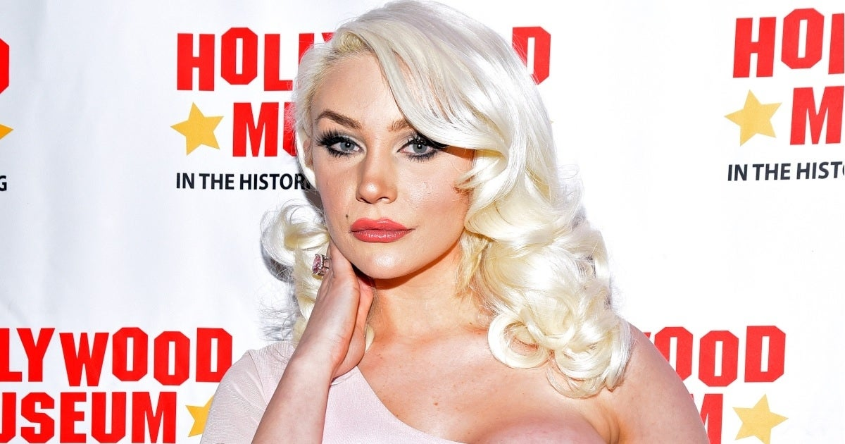 courtney stodden getty images
