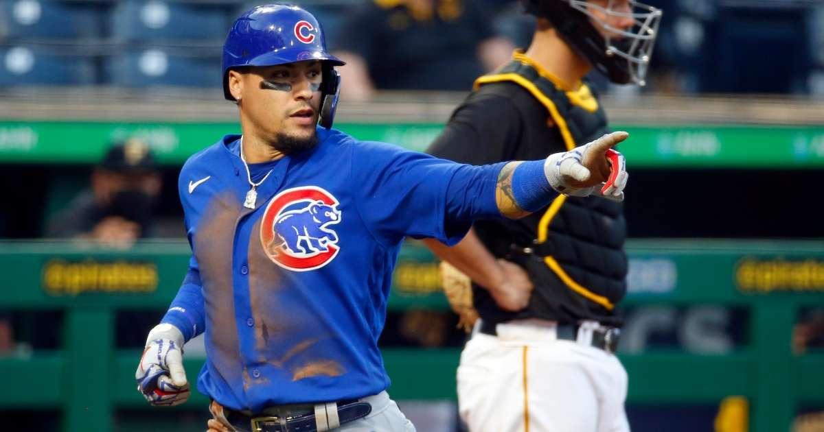 Cubs Javier Baez makes craziest plays MLB history