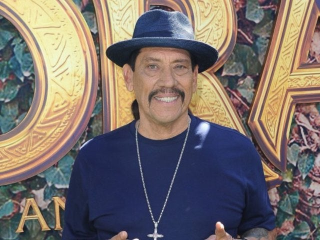Danny Trejo on His 'Sons of Anarchy' Run and How Charlie Hunnam Is the 'Nicest' Guy (Exclusive)