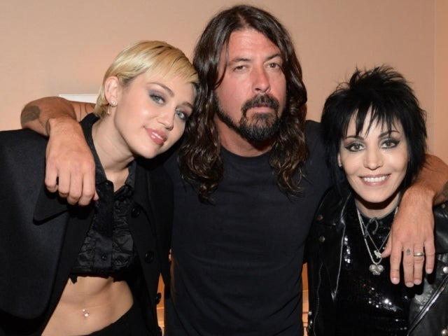 Dave Grohl Recalls the Time He Got High With Miley Cyrus and Joan Jett