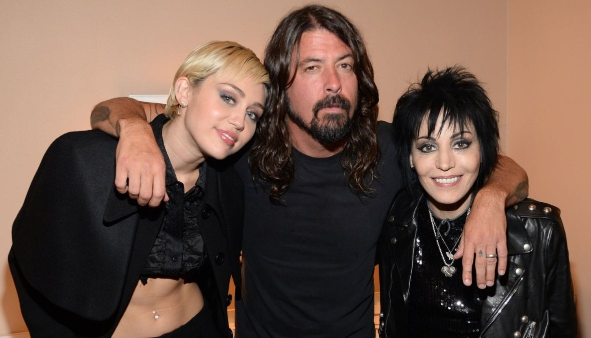 dave-grohl-miley-cyrus-joan-jett-getty
