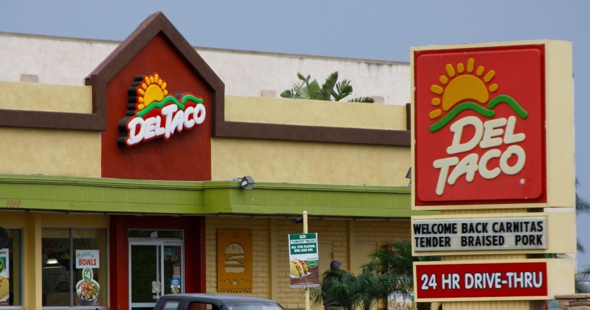 del taco getty images