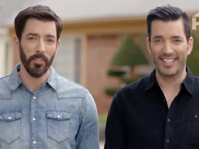 Drew and Jonathan Scott Take up 'Tedious' Task in Sneak Peek of 'Property Brothers: Forever Home' Season Premiere