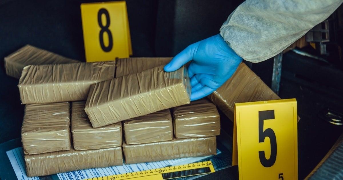 drug arrest getty images