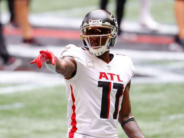 Falcons' Julio Jones Breaks Silence on Trade Rumors With Surprising Comment