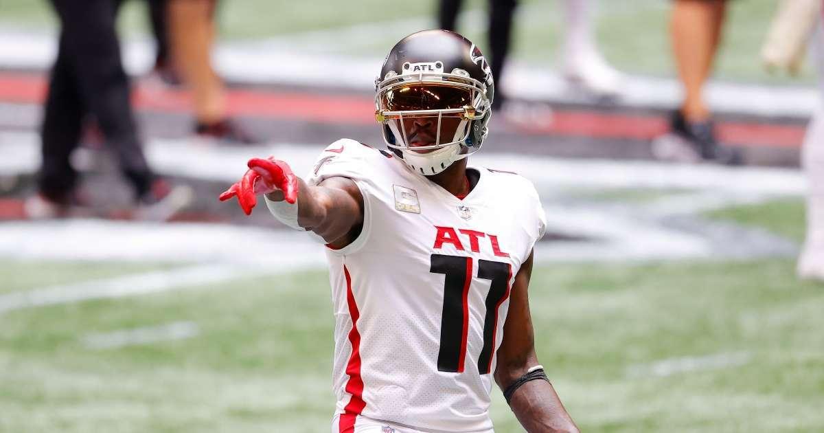 Falcons Julio Jones breaks silence traded surprising comment