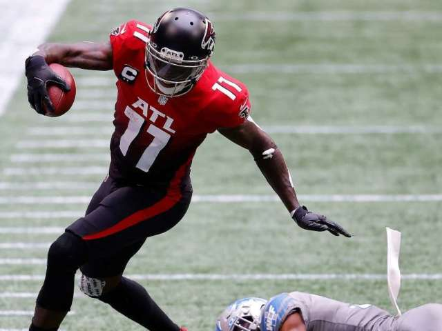 Falcons Reportedly Have Big Offer to Trade Julio Jones