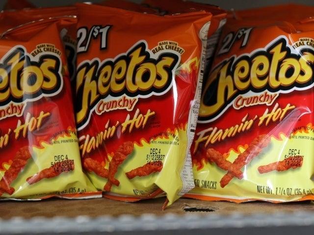 Inspiring Story Behind Flamin' Hot Cheetos Creator Was Hoax, Frito-Lay Says