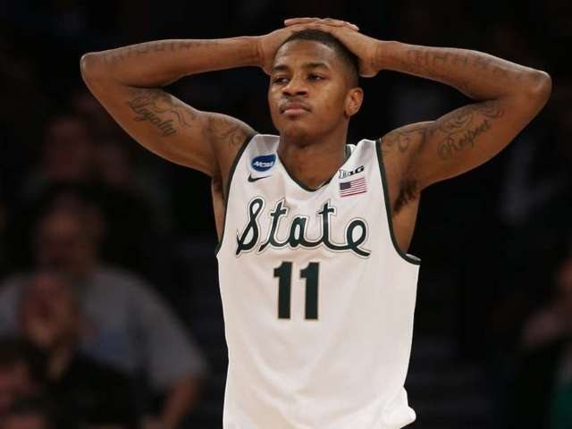 Former Michigan State Basketball Player Arrested After Fatal Shooting