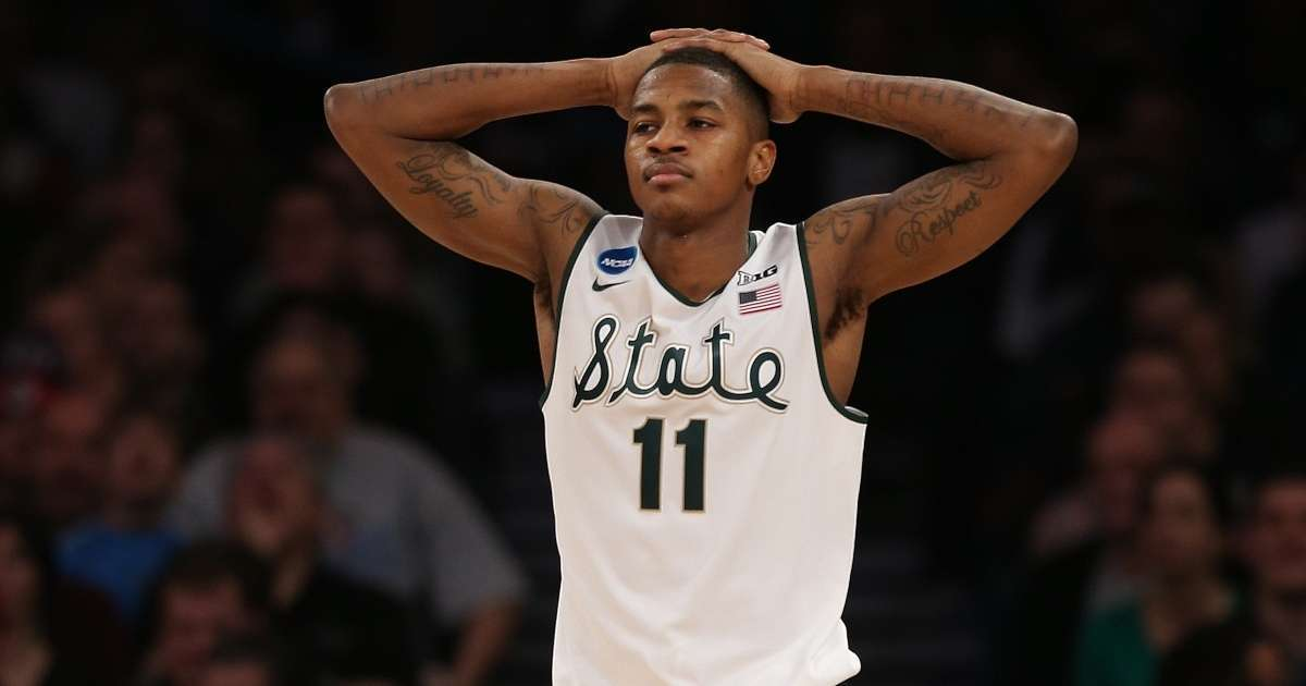 Former Michigan State basketball player Keith Appling arrested fatal shooting