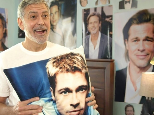 George Clooney's Love for Brad Pitt Hits New Heights in Hilarious Ad