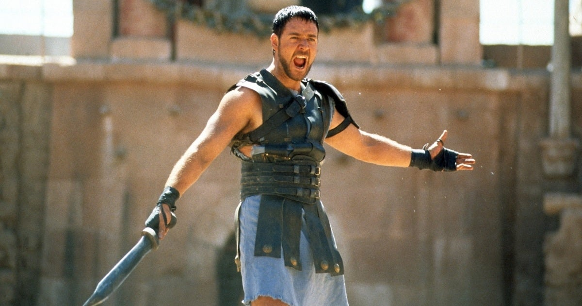 gladiator getty images