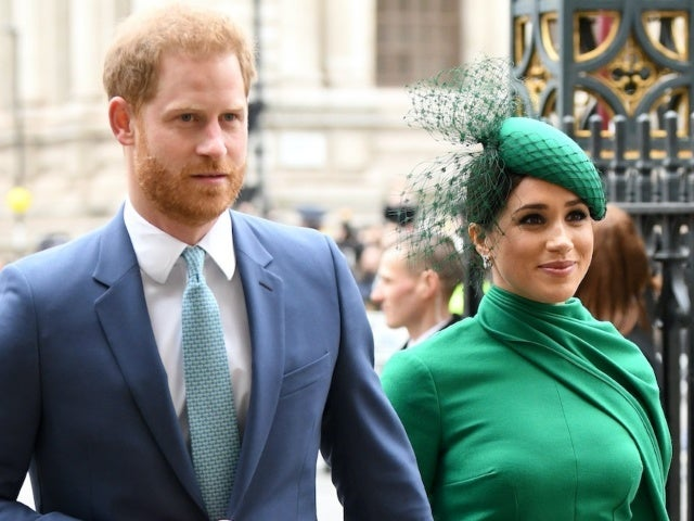 'Harry & Meghan' Lifetime Movie: First Photo Released