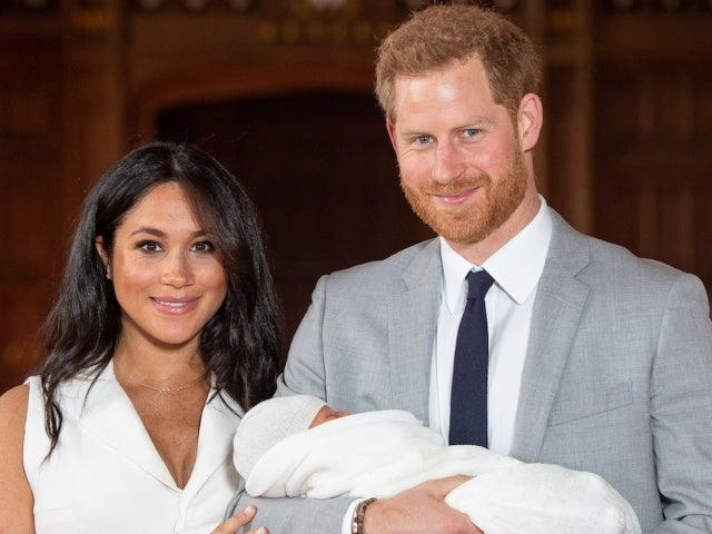 See the Royal Family's Birthday Message for Meghan Markle and Prince Harry's Son Archie