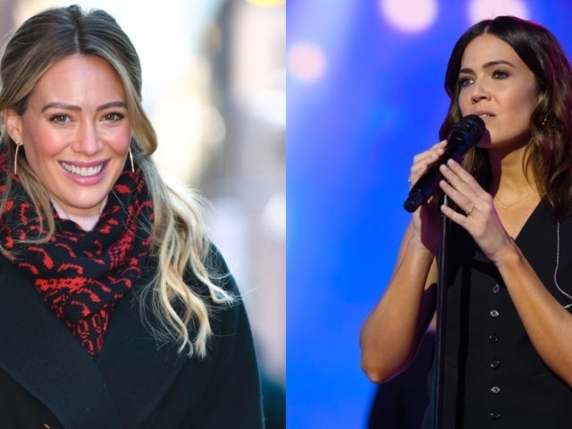 Mandy Moore and Hilary Duff Have Mom Team-up During Their Babies' Playdate