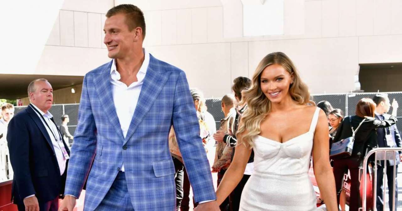 How Rob Gronkowski Broke the Rules to Get Camille Kostek's Number.jpg