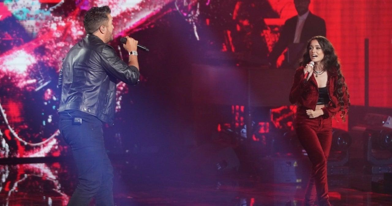 Luke Bryan Sings 'Livin' on a Prayer' With Casey Bishop During 'American Idol' Finale.jpg