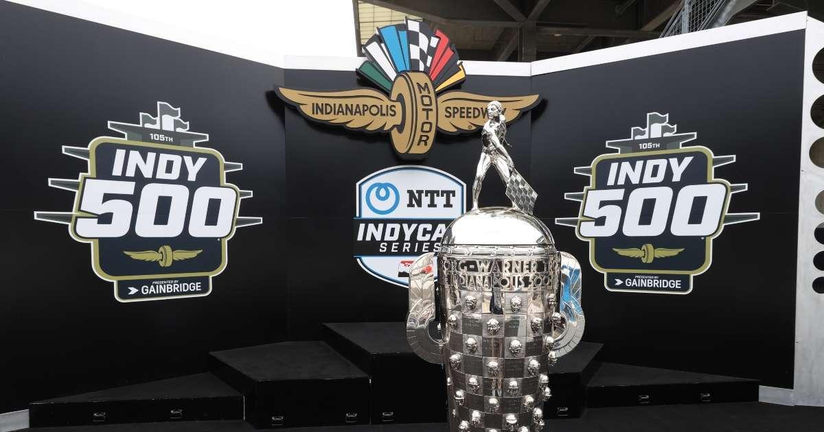 Indy 500 2021 winner