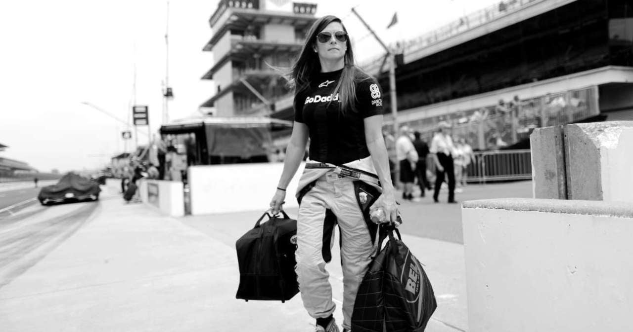 Indy 500: Danica Patrick Shows off Sleek Pace Car Ahead of Indianapolis 500.jpg