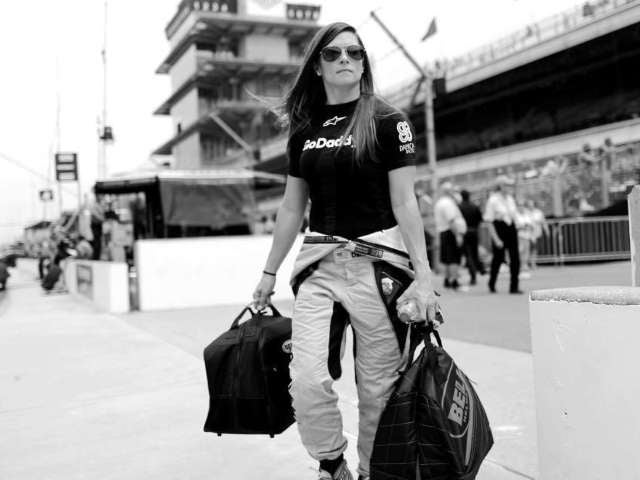 Indy 500: Danica Patrick Shows off Sleek Pace Car Ahead of Indianapolis 500