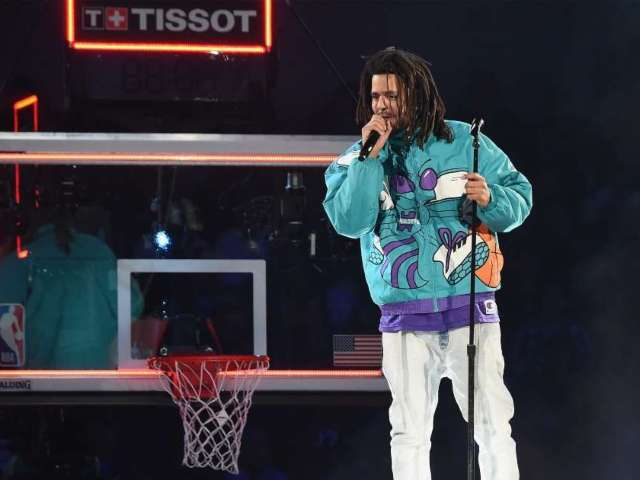J. Cole Reportedly Signs Contract to Play Professional Basketball