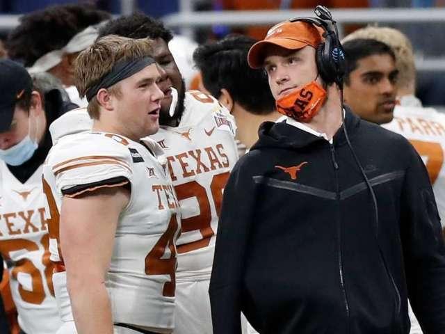 Jake Ehlinger, Texas Longhorns Linebacker, Found Dead off Campus
