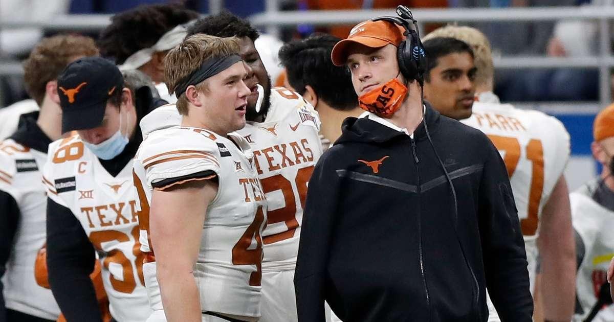 Jake Ehlinger Texas Longhorns linebacker found dead off campus