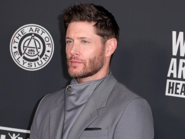 'Supernatural' Star Jensen Ackles Suits up as Soldier Boy for First Look at 'The Boys' Season 3