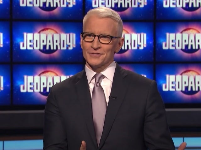 'Jeopardy!' Fans Have Thoughts on Anderson Cooper's Hosting Stint