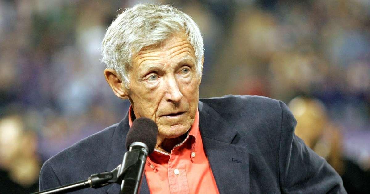 Jerry Burns former Vikings coach dead 94
