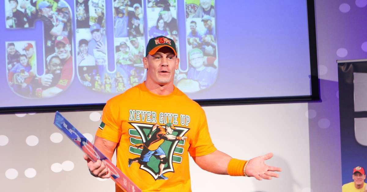 John Cena WWE return major update
