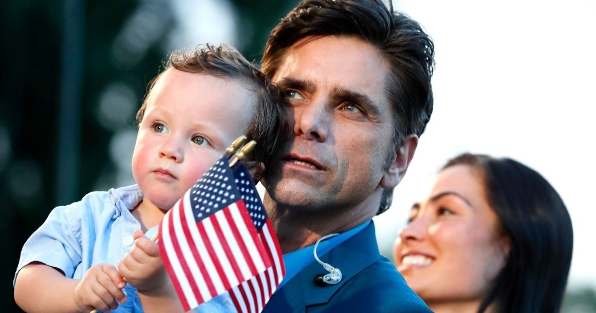 john stamos son billy getty images