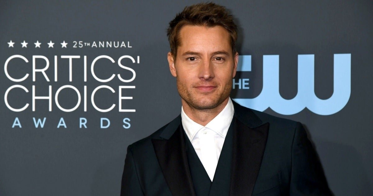 justin hartley getty images