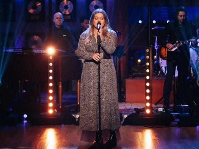 Kelly Clarkson Covers Olivia Rodrigo's 'Drivers License,' Flooring Talk Show Viewers