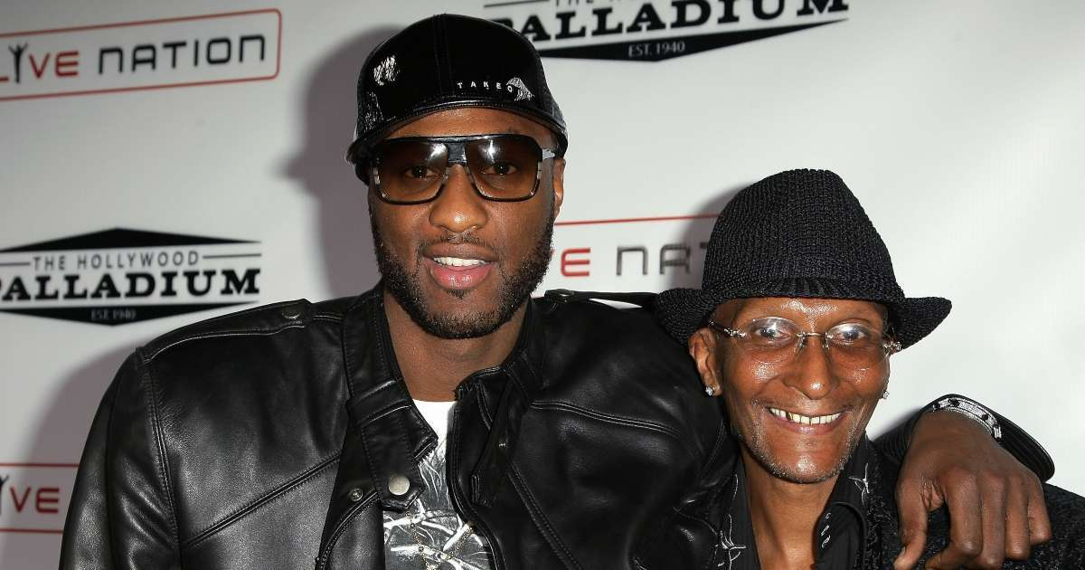 Lamar Odom dad Joe has died