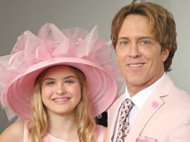 Anna Nicole Smith's Daughter Dannielynn Birkhead is Spitting Image of Her Mother at Kentucky Derby