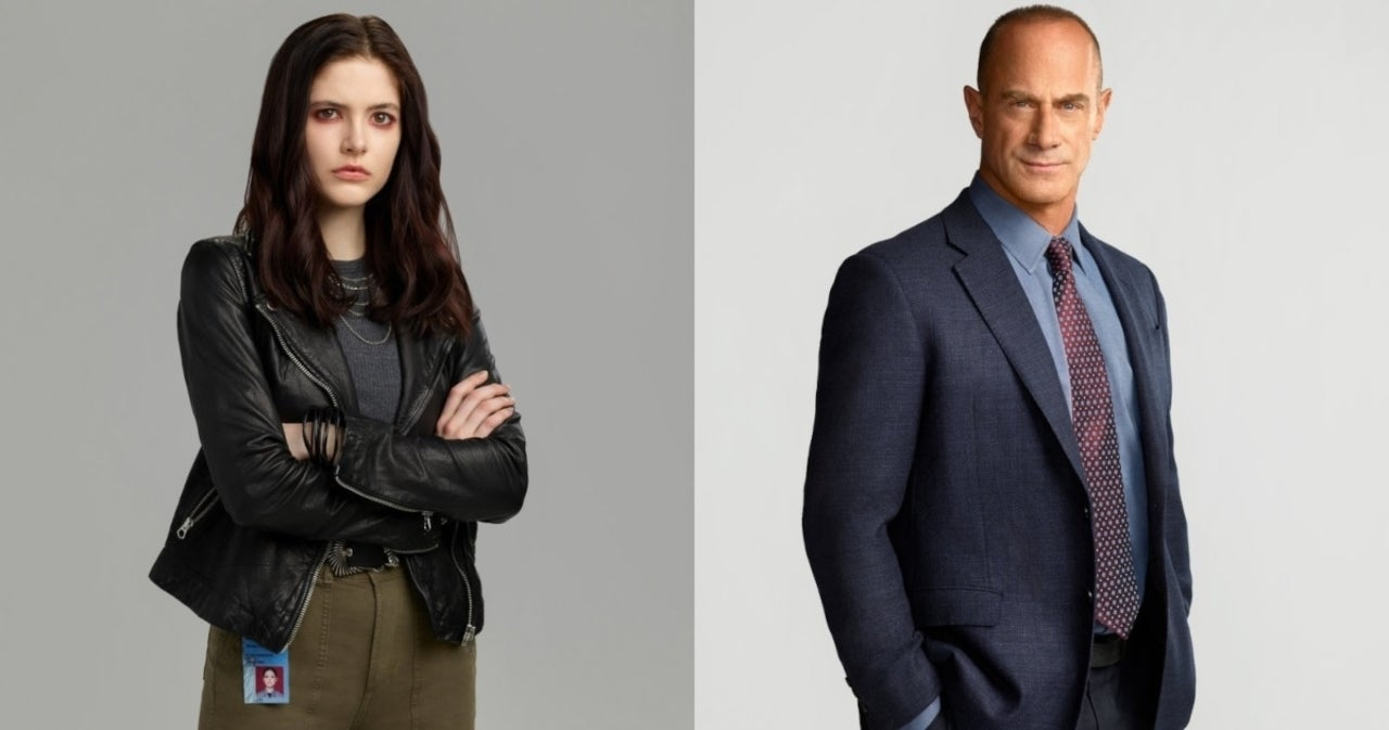 'Law & Order' Star Ainsley Seiger Reveals Mariska Hargitay and Christopher Meloni's 'Undeniable Chemistry' (Exclusive).jpg