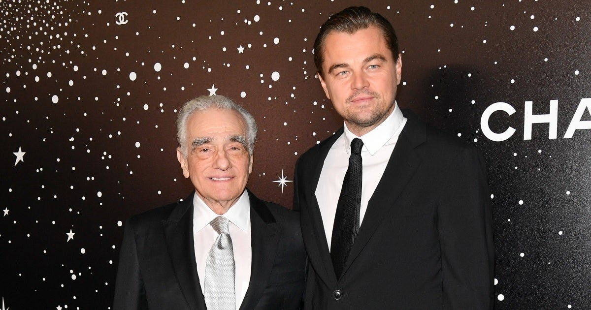 leonardo dicaprio martin scorsese getty images