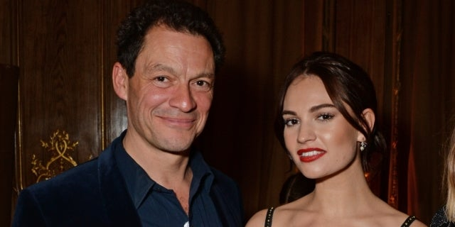 lily-james-dominic-west