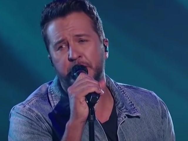 Luke Bryan Performs Newest Single 'Waves' on 'American Idol'