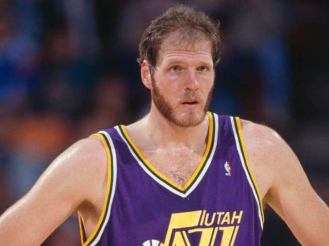 Mark Eaton, Utah Jazz All-Star, Dead at 64