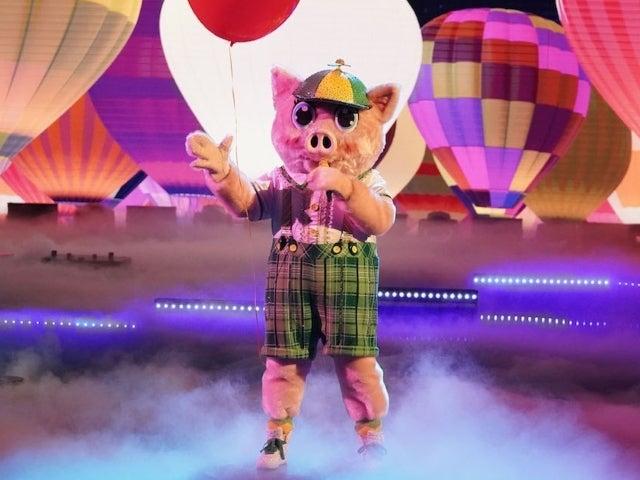 'The Masked Singer': Piglet Unmasked, and He's a Boy Band Legend