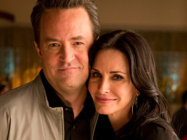 'Friends' Co-Stars Courteney Cox and Matthew Perry Are Related, According to Genealogists