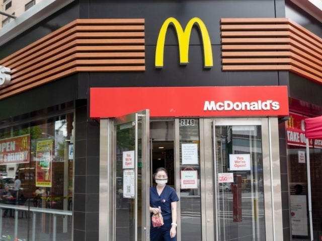 McDonald's Workers Set to Strike in 15 Cities