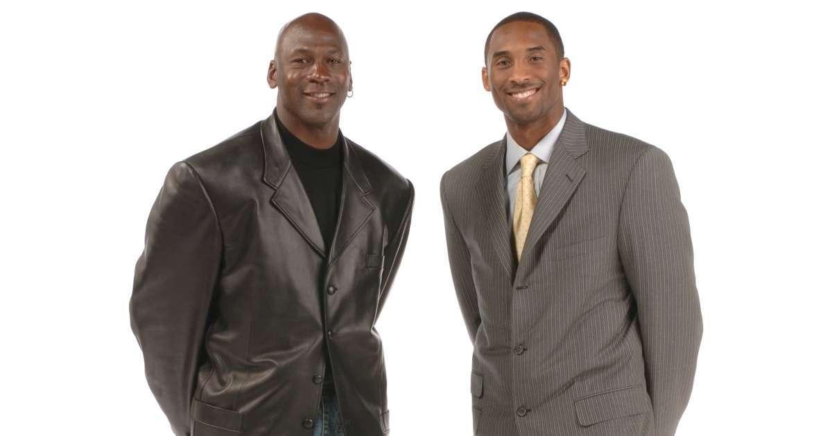 Michael Jordan reveals final text messages Kobe Bryant