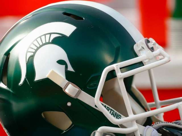 Michigan State Football Player Cut After Arrest for Allegedly Extorting Video of Minor