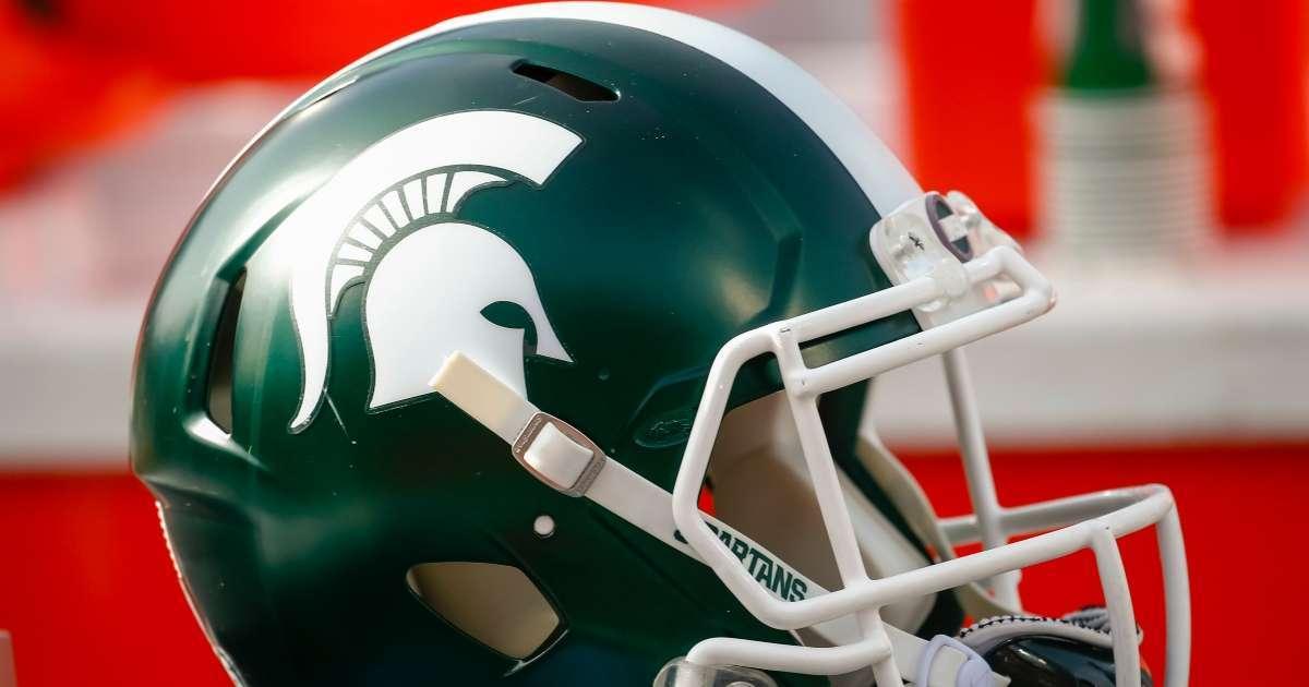 Michigan State football player cut arrest video minor