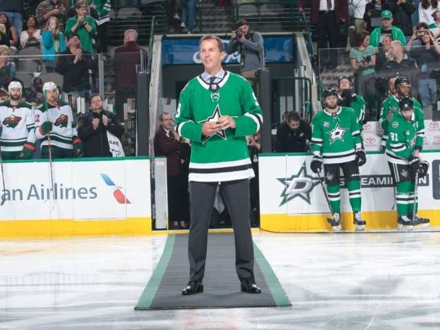 Mike Modano Looks Back on Historic Career, Weighs in on Current NHL Issues (Exclusive)