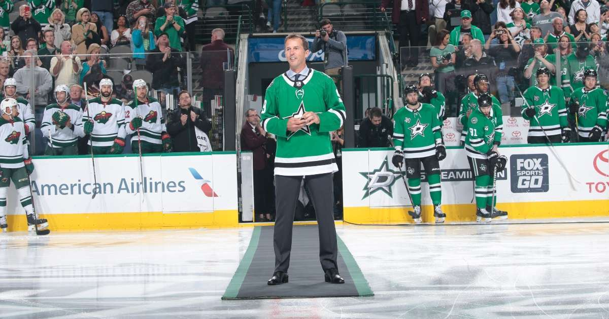 Mike Modano looks back at historic career weighs in on current NHL issues