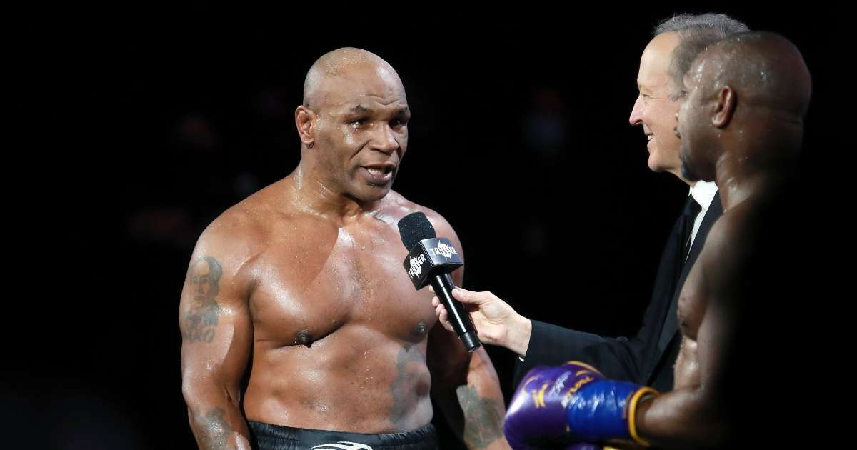 Mike Tyson documentary series coming ABC